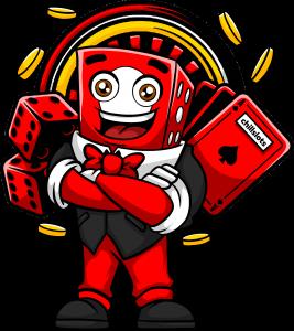 Character Chillslots - casino background